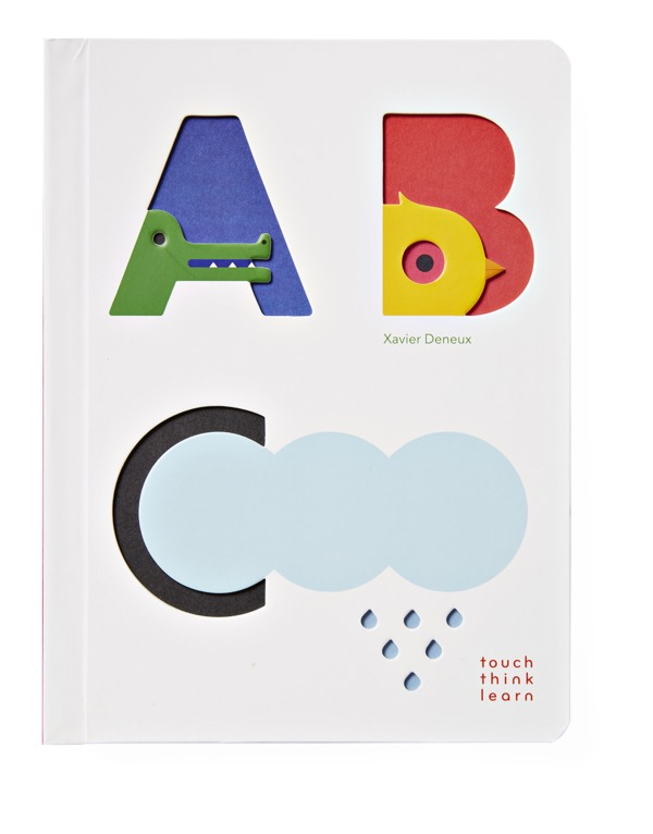 Best Childrens Book Touch Think Learn ABC