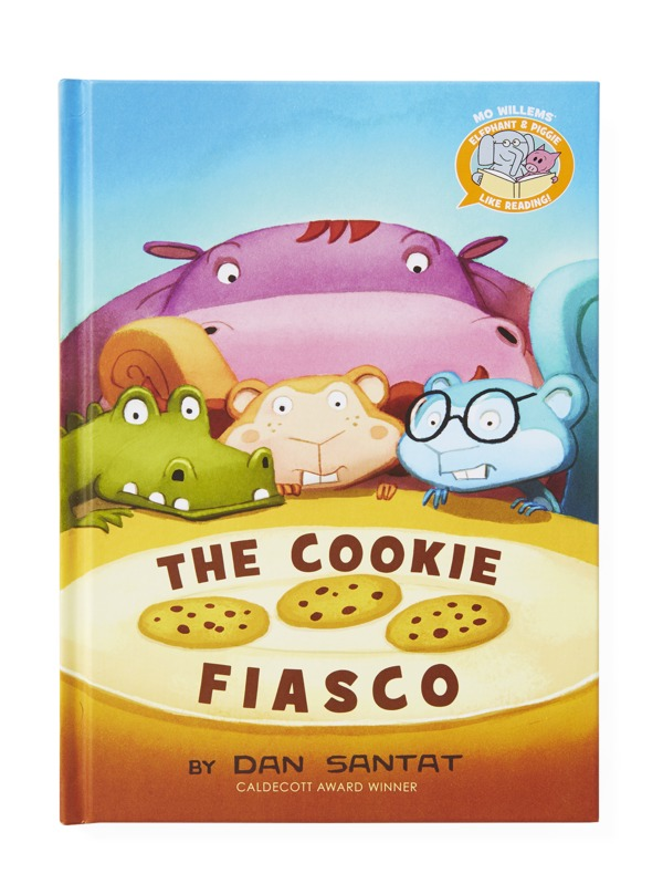 Best Childrens Book The Cookie Fiasco