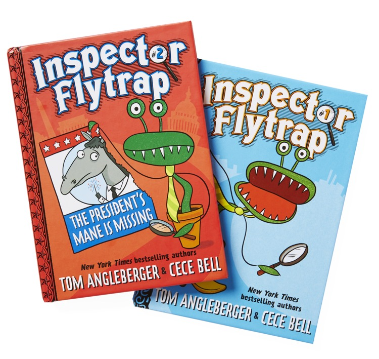 Best Childrens Book Inspector Flytrap