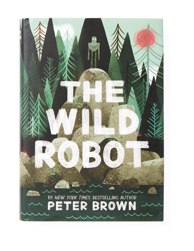 Best Childrens Book The Wild Robot