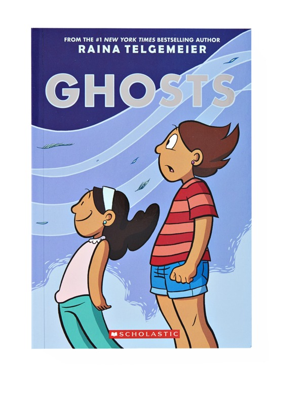Best Childrens Book Ghosts