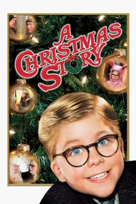 A Christmas Story Movie Poster 1983