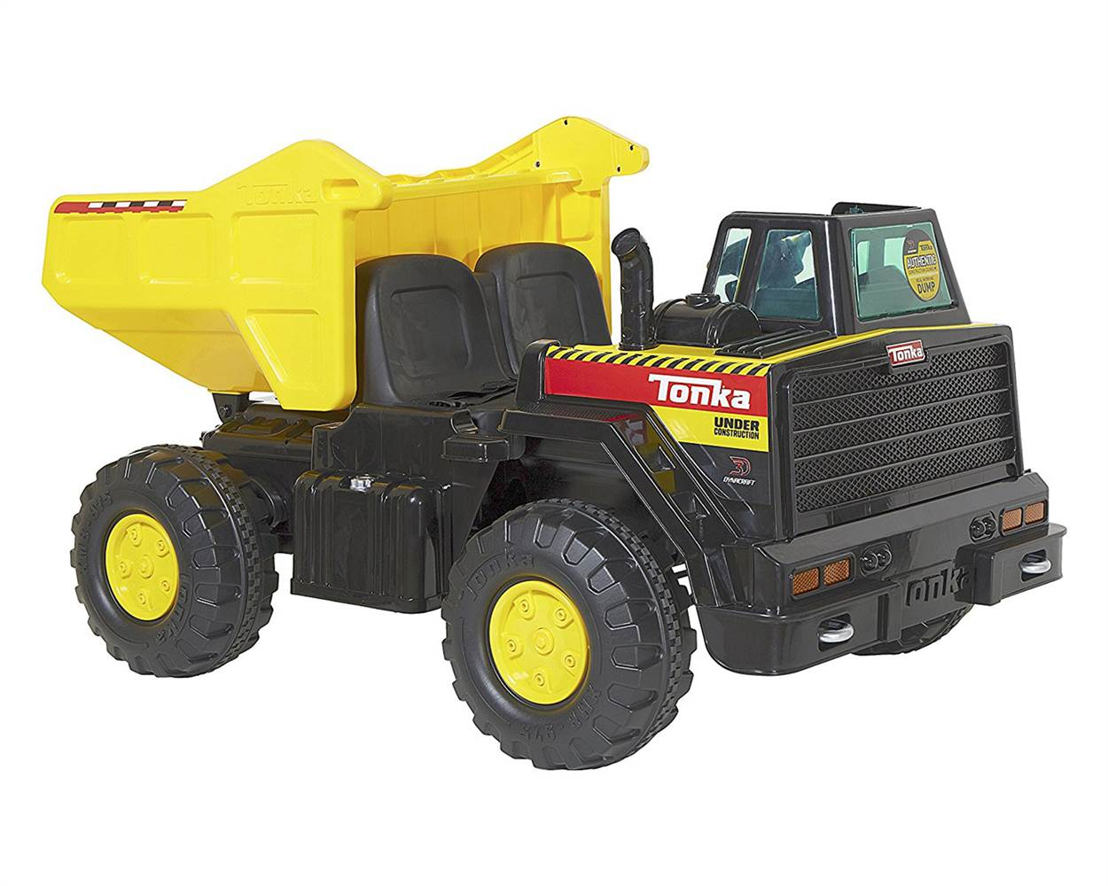 tonka ride on dump truck 2