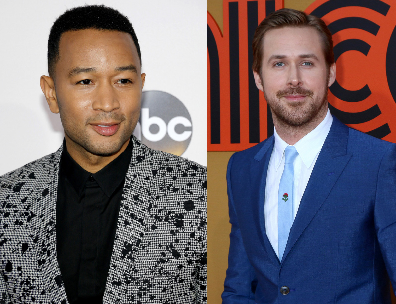 john legend and ryan gosling