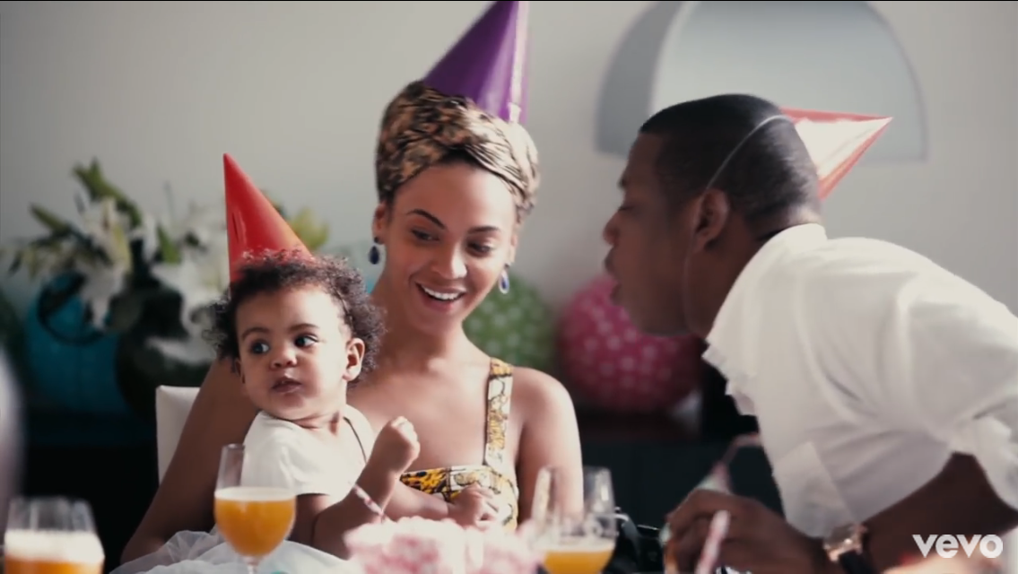 blue ivy birthday party