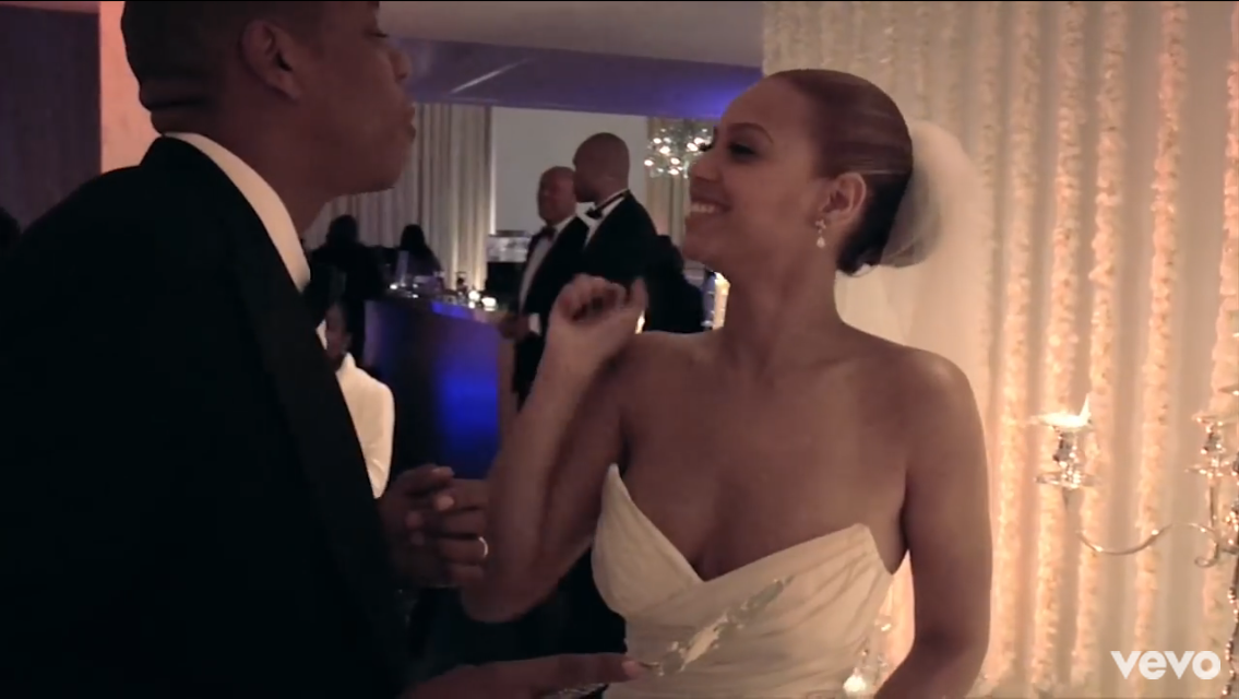 bey and jay wedding