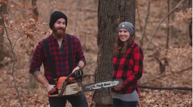 lumberack gender reveal featured