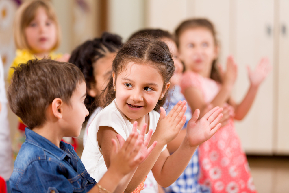 Preschoolers' Personality Traits May Be 'Contagious' Among Peers