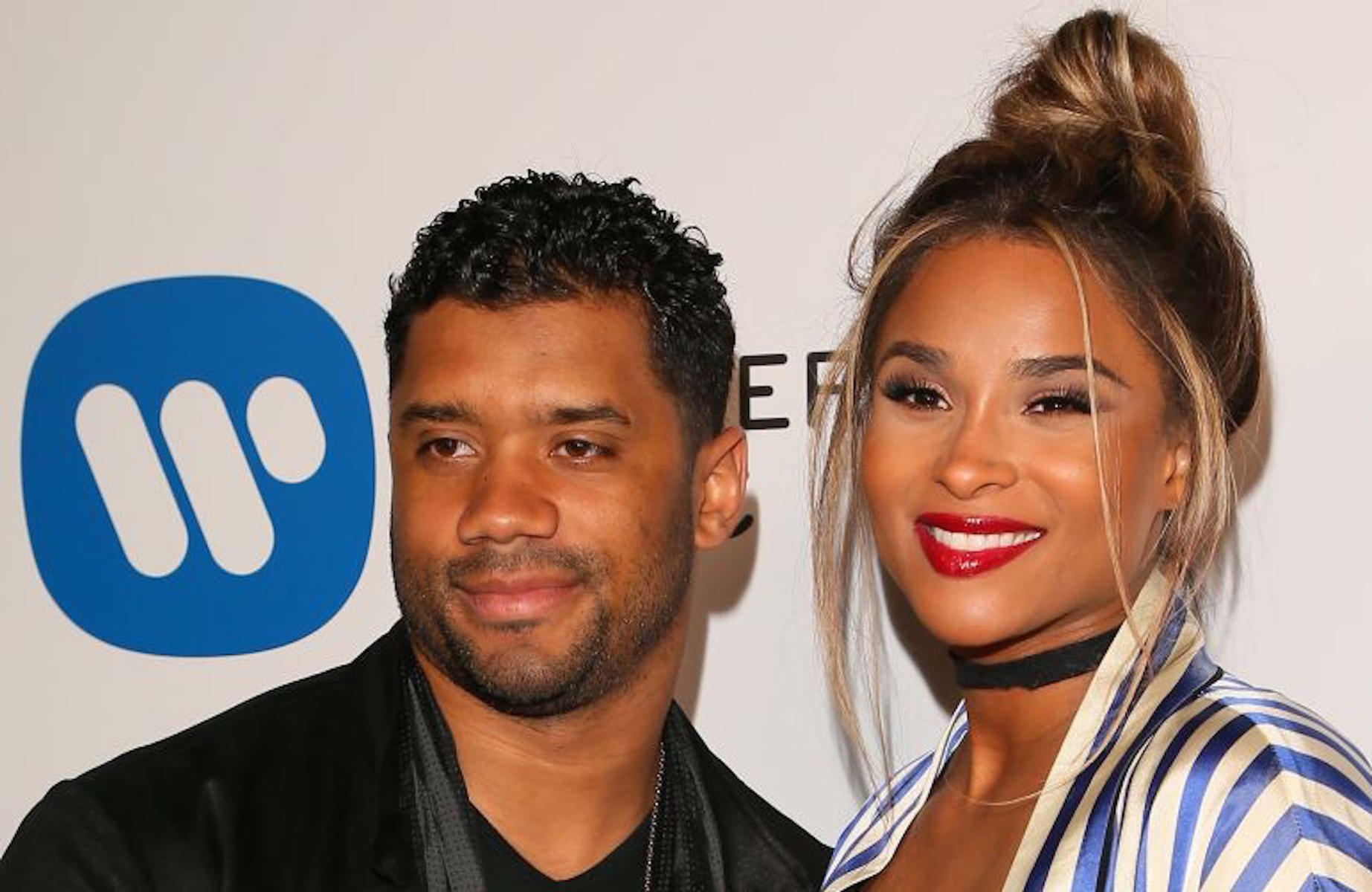 Ciara Russell Wilson Grammys