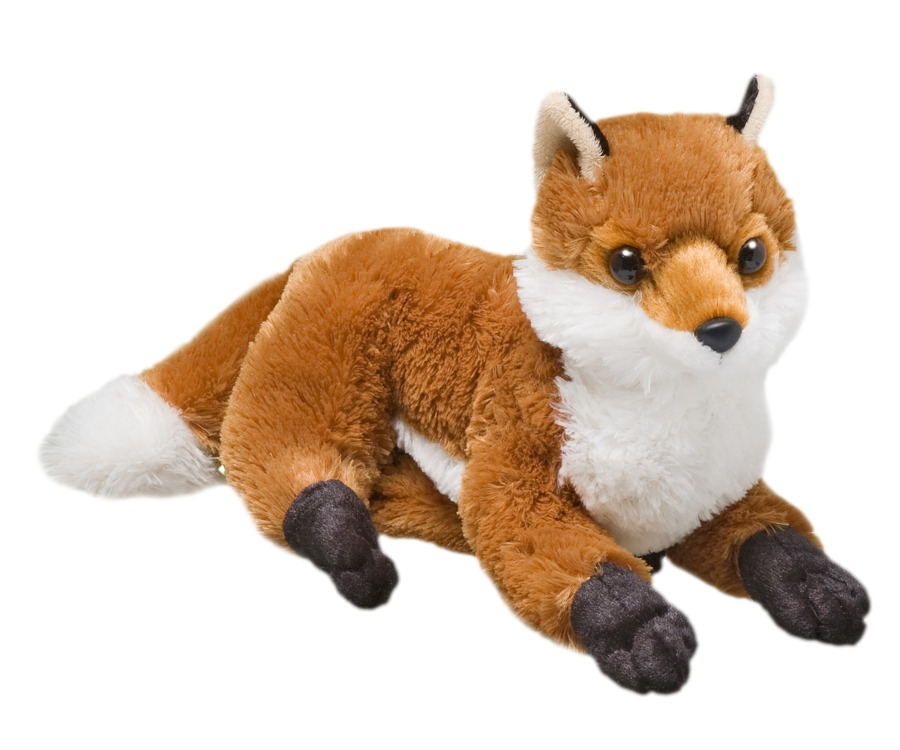 World Wildlife Fund Stuffed Animal Red Fox