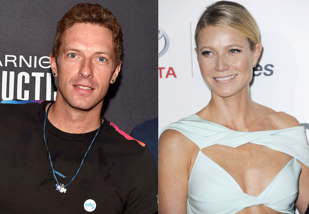 chris martin and gwyneth paltrow on coparenting