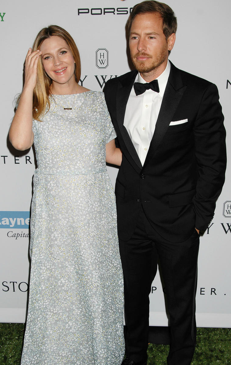 drew barrymore and will kopelman coparenting