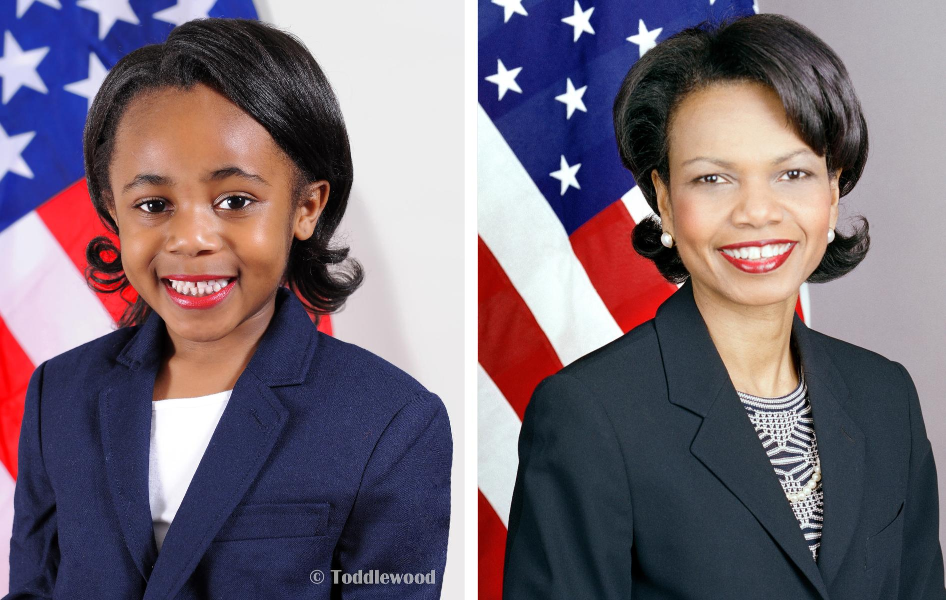 Girl Scouts Women's History Month Condoleeza Rice