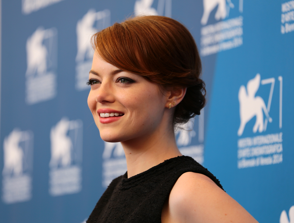 Emma Stone Speak Up for Kids