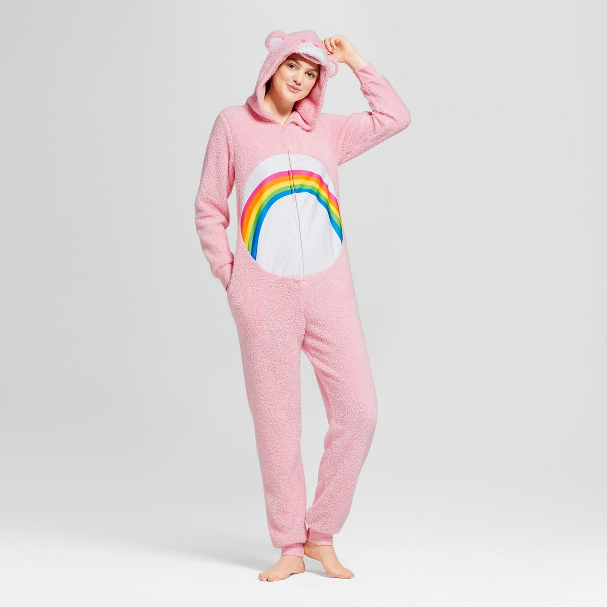 Care Bears 35th anniversary, American Greetings is launching a line of the onesies._still