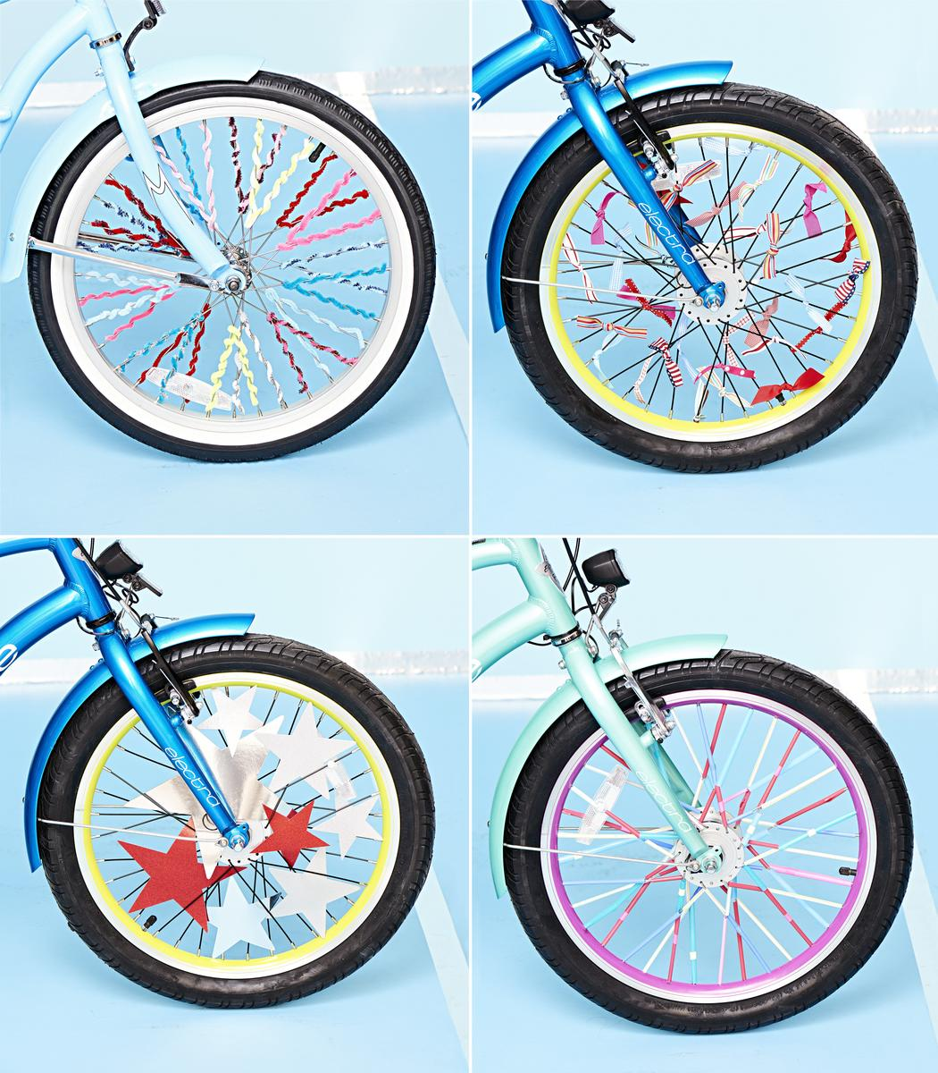 Hot Wheels Bike Decor