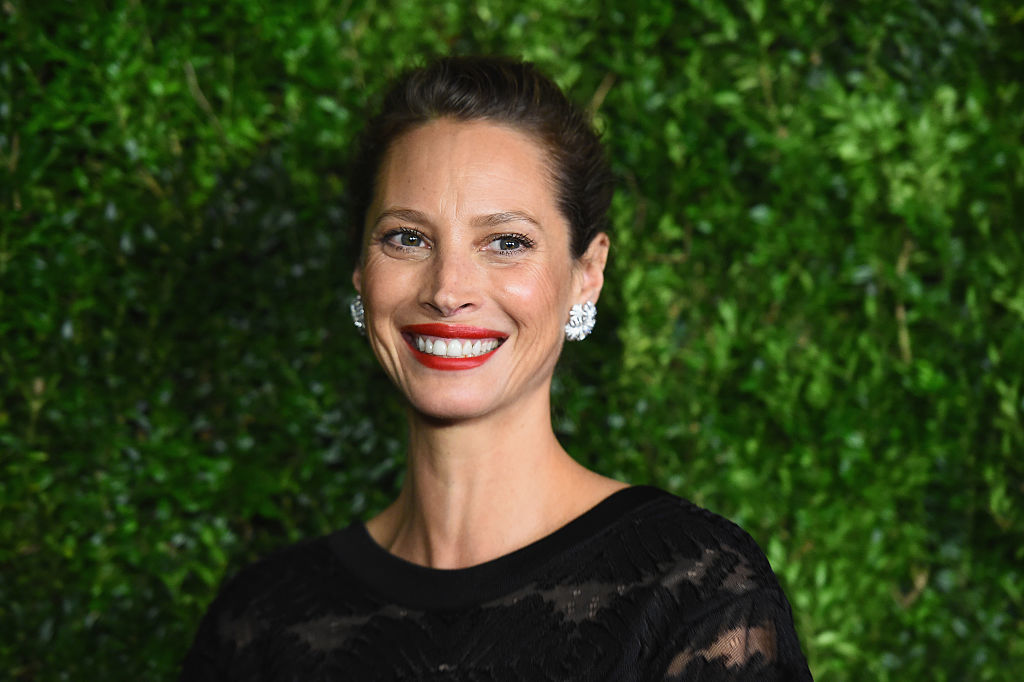 Christy Turlington changing the conversation