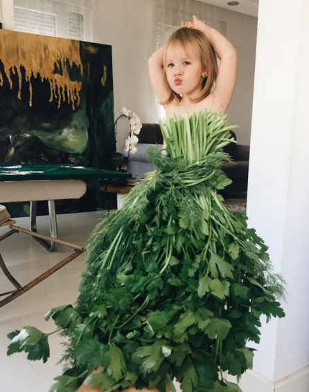 stefani parsley dress