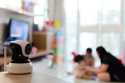 Could Your Nanny Cams Be Hacked? See Warning from Mom Whose Camera