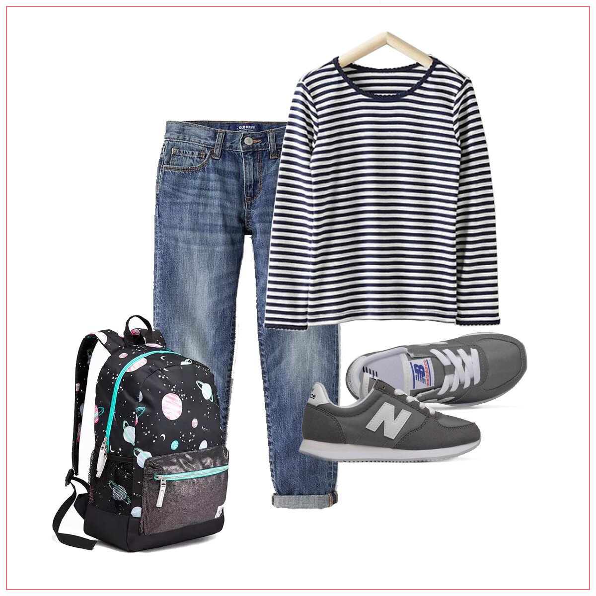 29 Cool Back to School Outfits for Girls  Parents