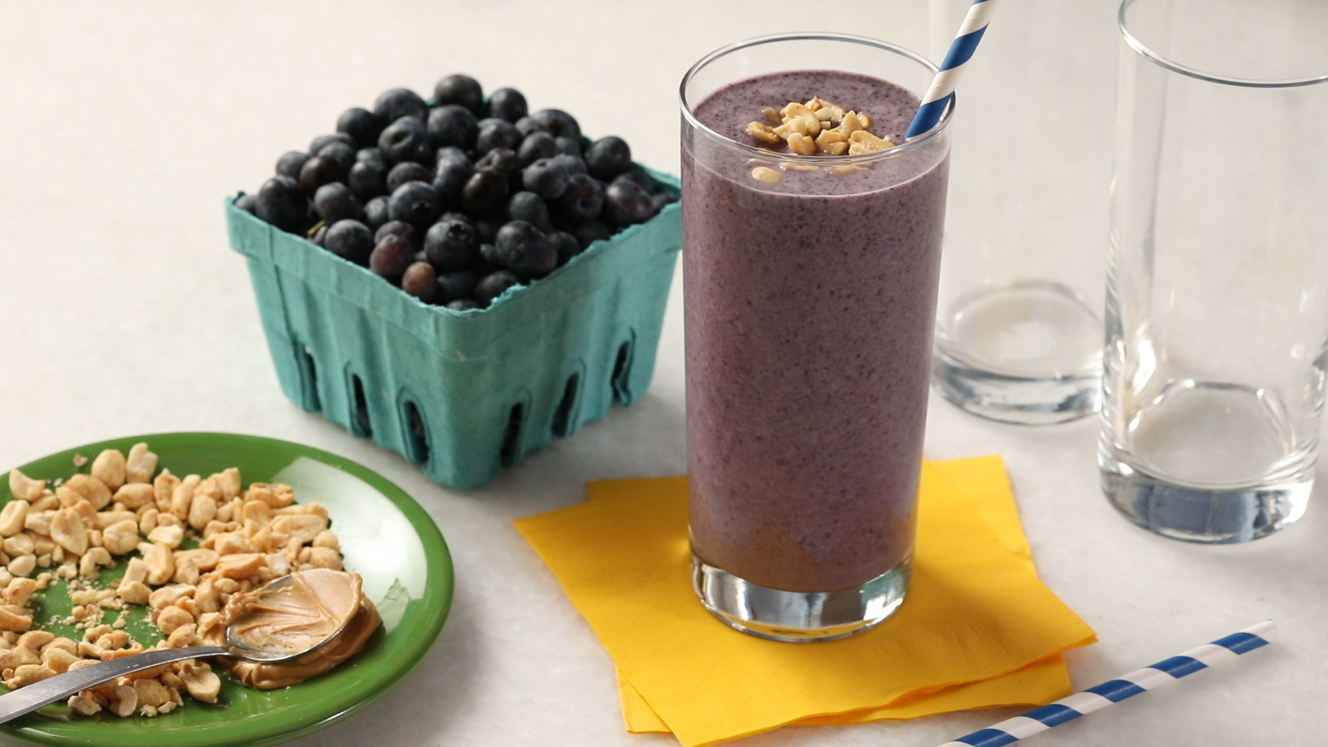 PB&J Lactation Smoothie-STILL