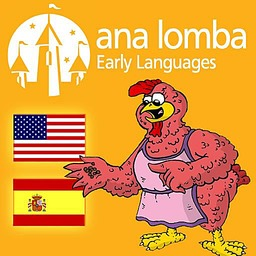 Ana Lomba's Spanish for Kids La Gallina Roja