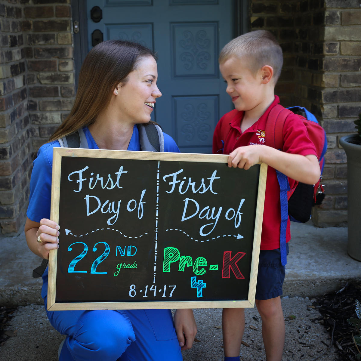 mom-son-first-day