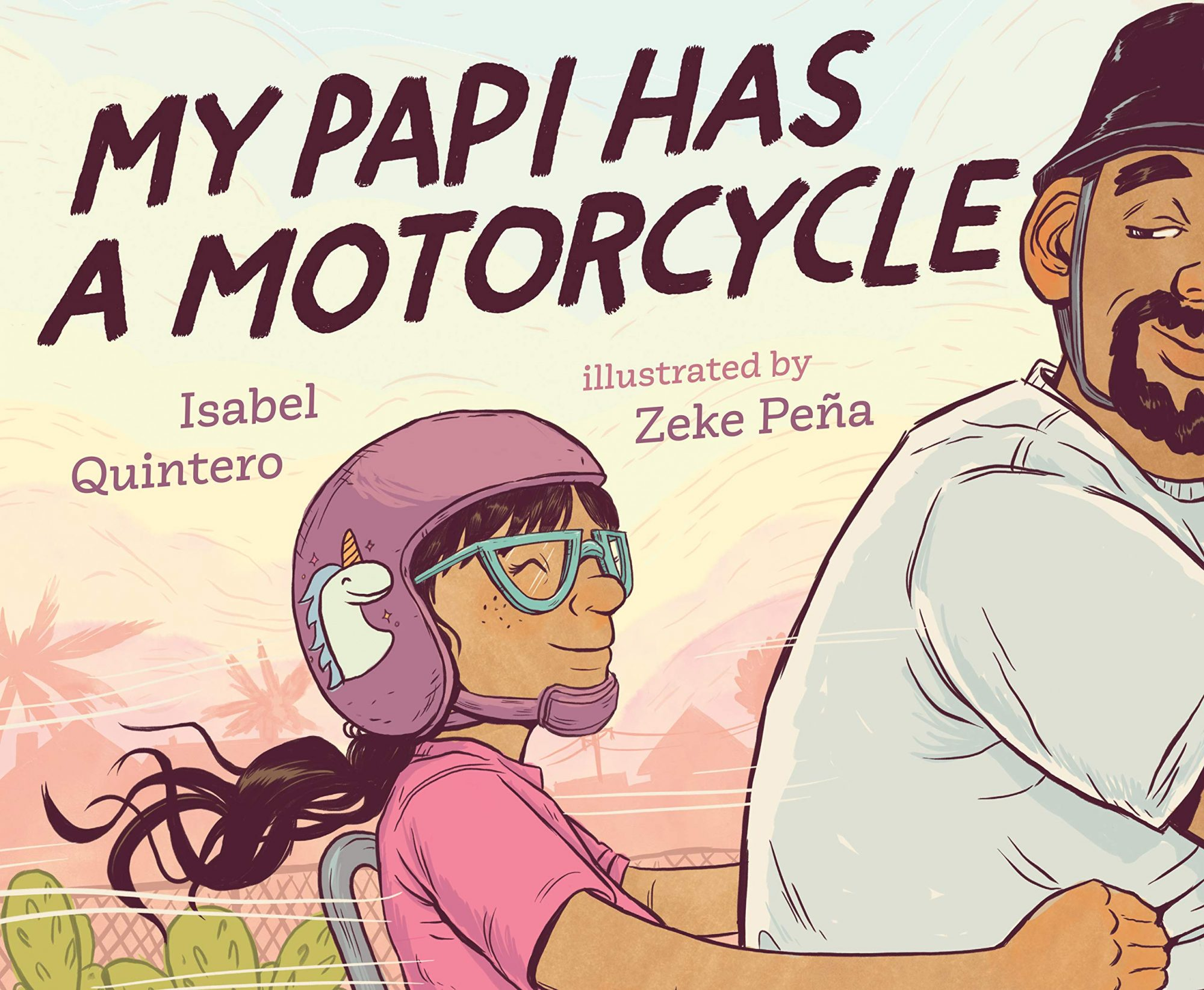 My Papi Has a Motorcycl