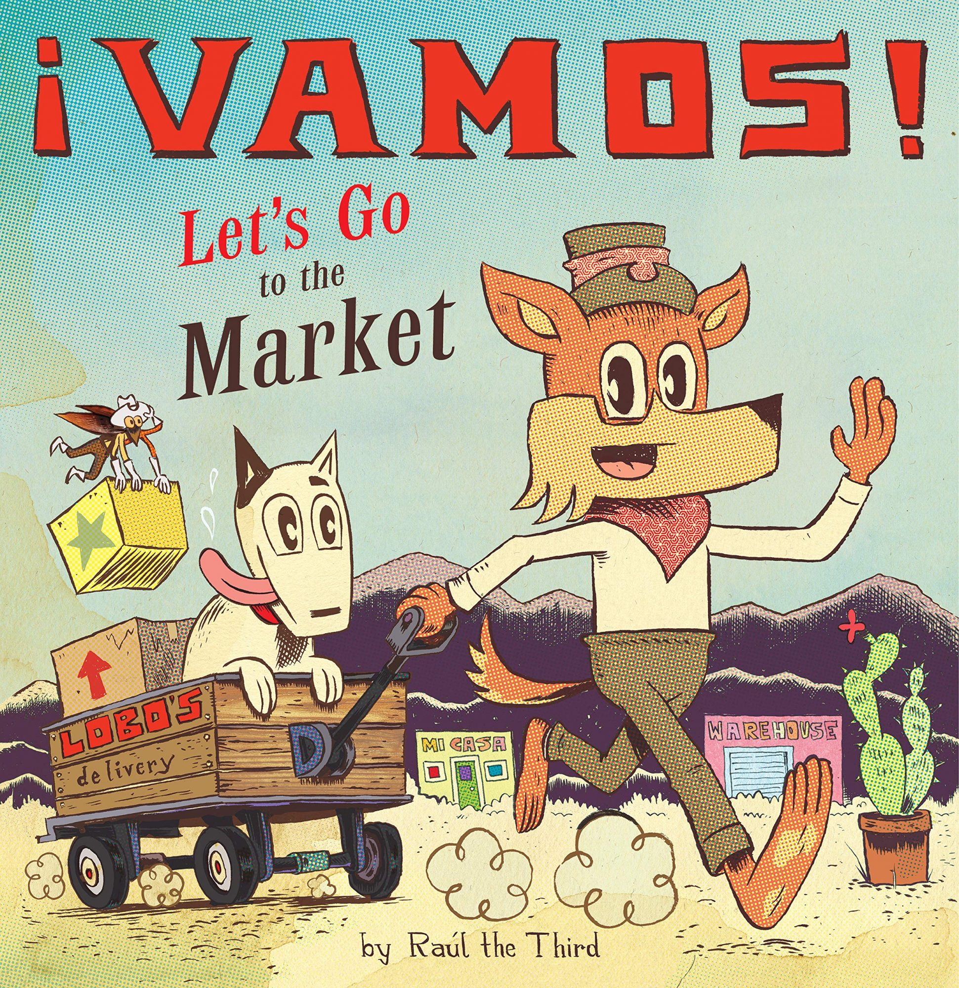 Vamos Let's Go to the Market