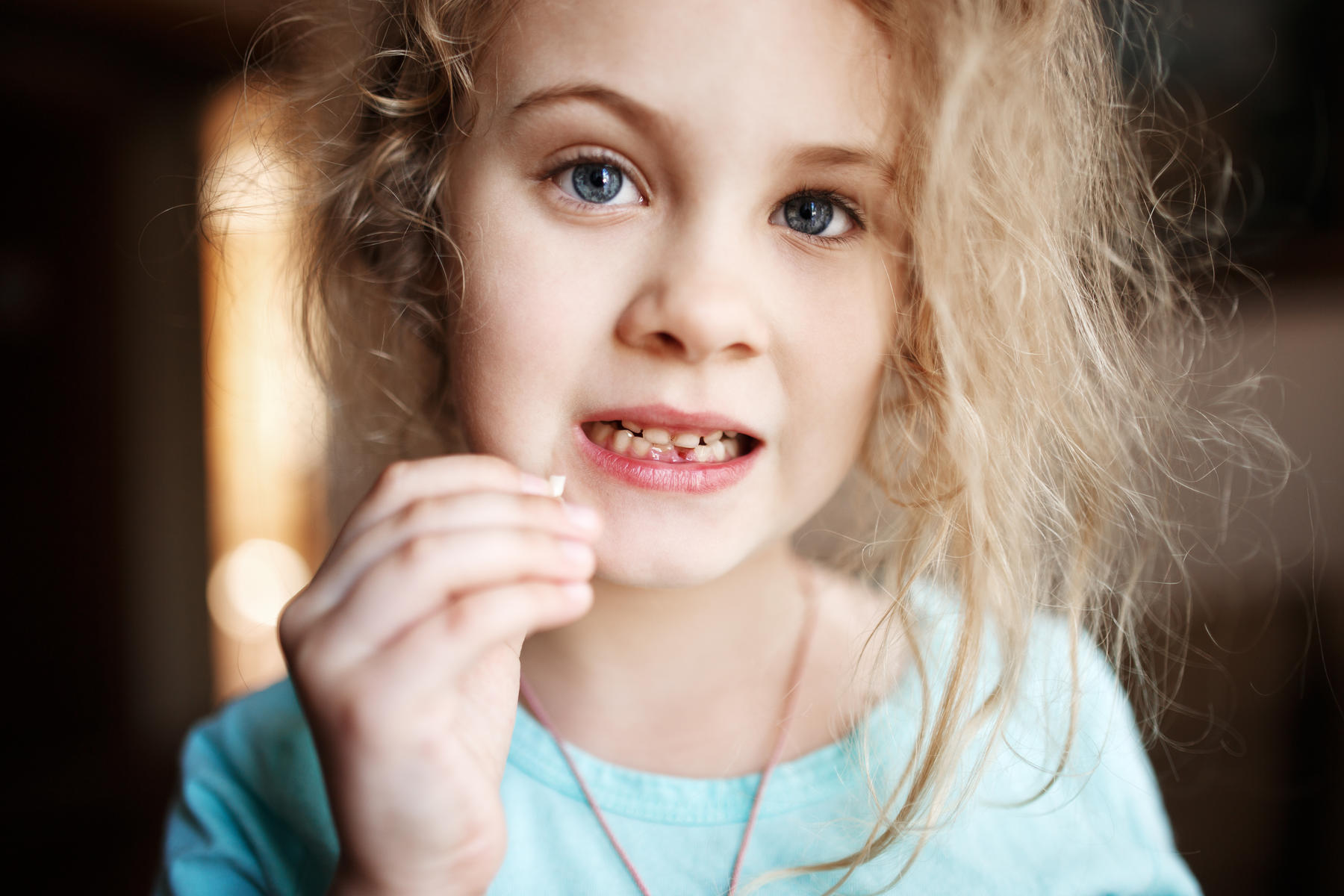 Missing Tooth Girl