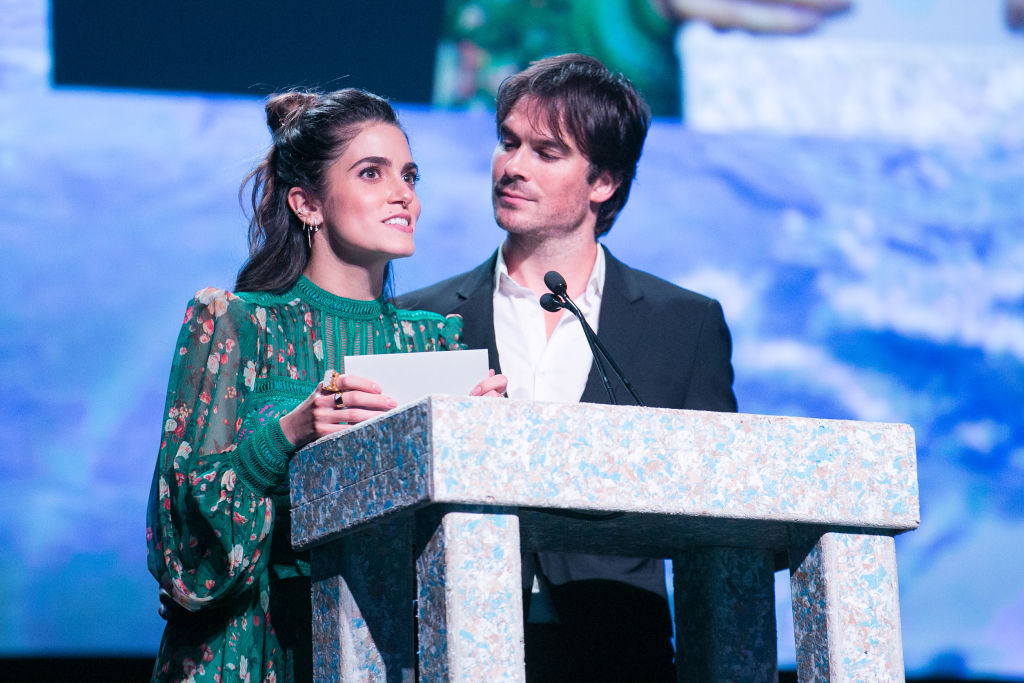 Nikki and Ian Somerhalder EMA Awards 2017