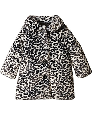 Over-sized Faux Fur Cheetah Jacket