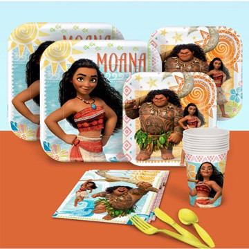 Moana Decor
