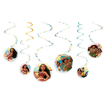 Moana Birthday Decorations