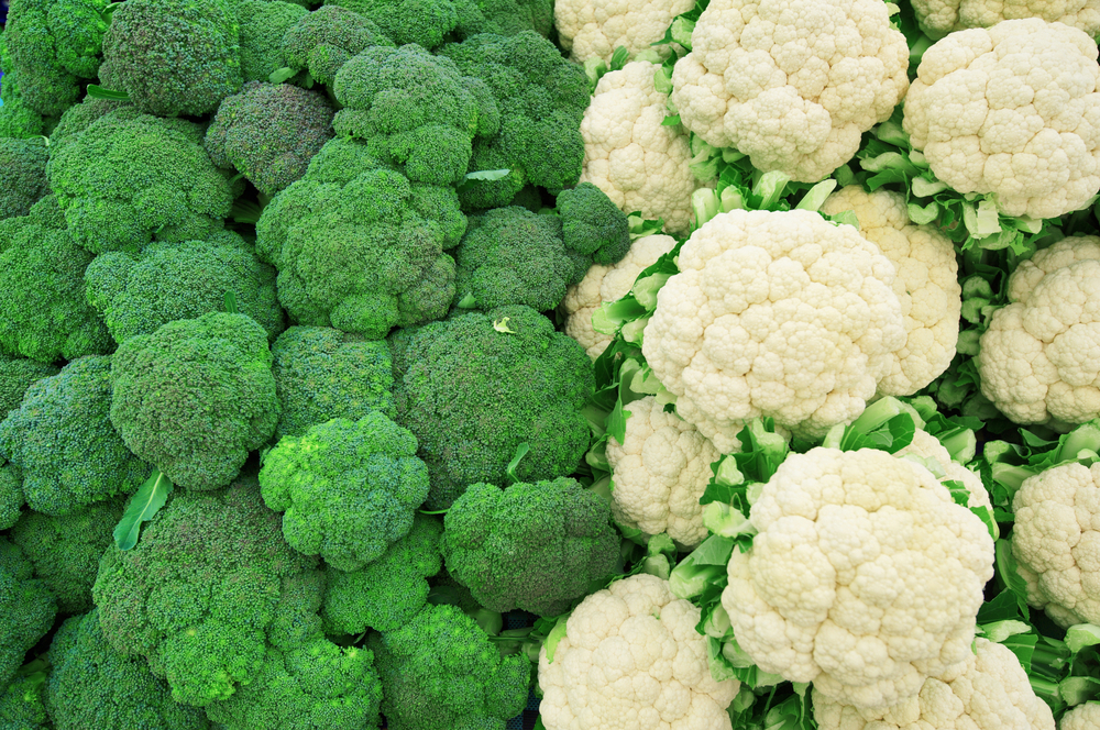 Broccoli and cauliflower recall