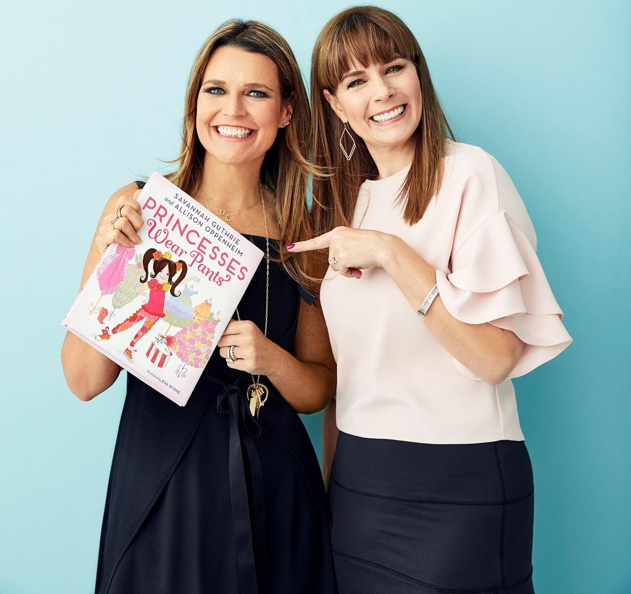Savannah Guthrie On Writing And Sharing Stories Parents
