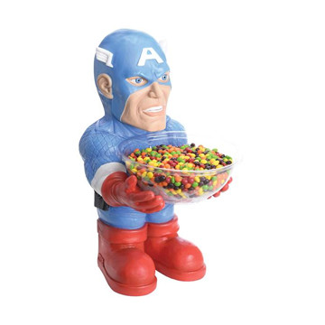 Captain America Candy Dish Holder