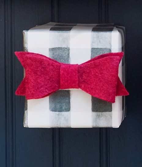 Gift Topper Bow-Tie Bow