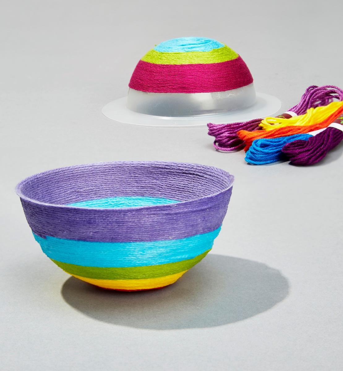 Best Gifts Craft-Tastic Mini Thread Bowl Kit
