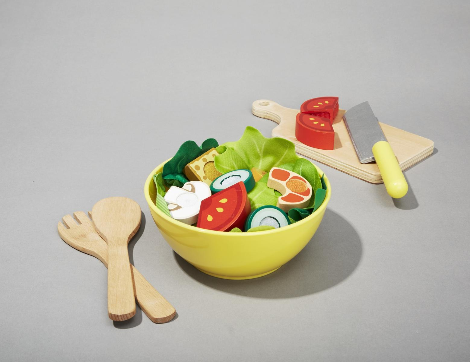 Best Gifts Slice & Toss Salad Set