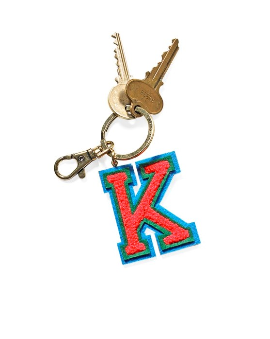Kids' Letter Key Chains