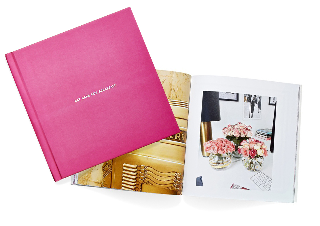 Customized Gifts Kate Spade New York and Chatbooks Holiday Collection Photo Book