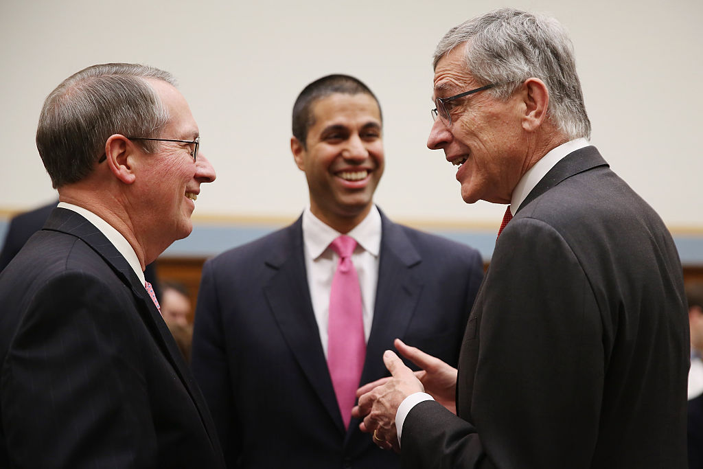 Net Neutrality Discussion