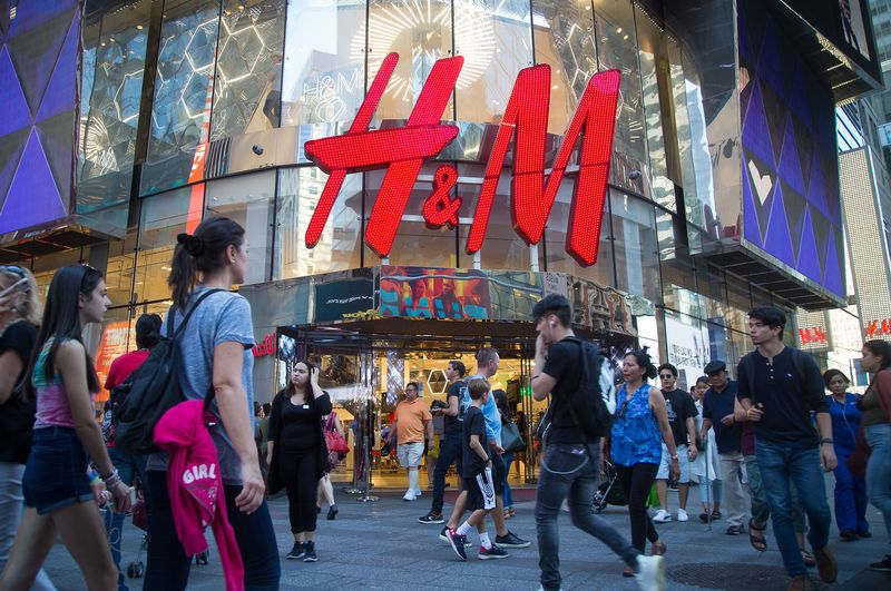 H&M Hires 'Diversity Leader' After 'Monkey Hoodie' Scandal_still