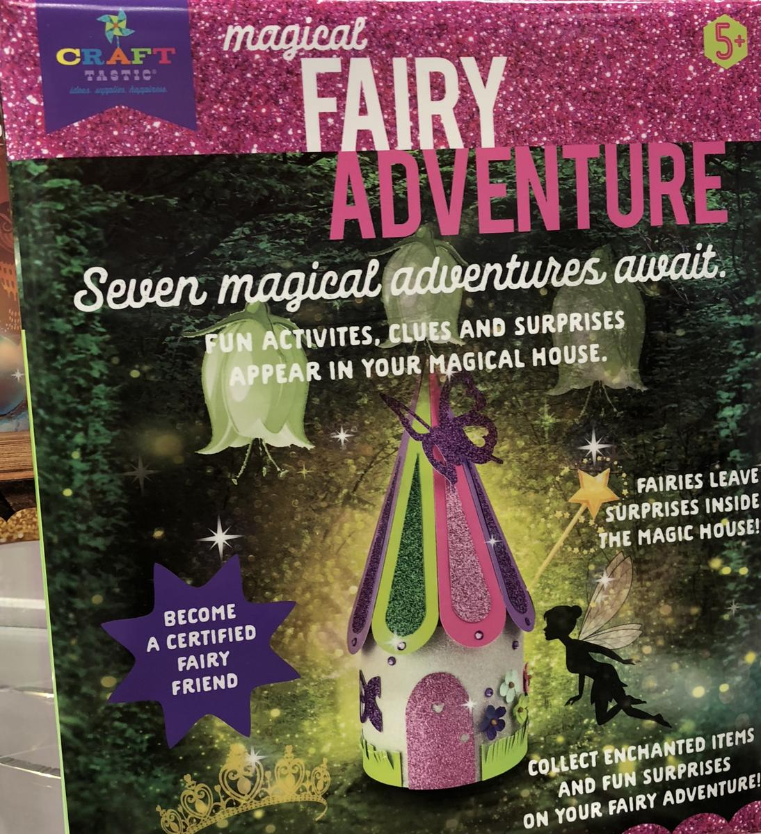 FF Toy Fair 2018 Ann Williams Magical Fairy Adventure