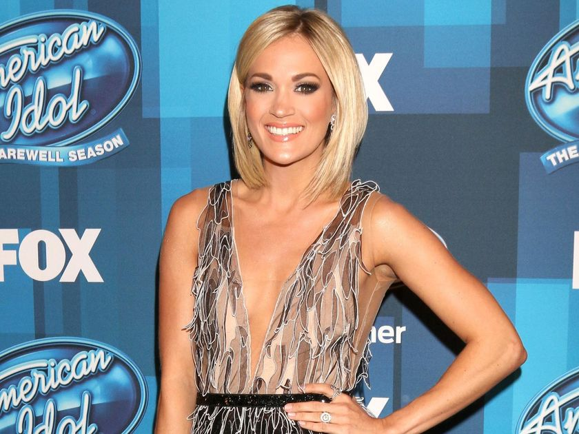 Carrie Underwood Shared the Cutest Photos Working Out with Her Family_Still