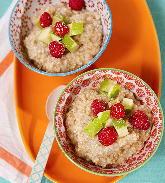 Overnight Oatmeal & Quinoa recipe image