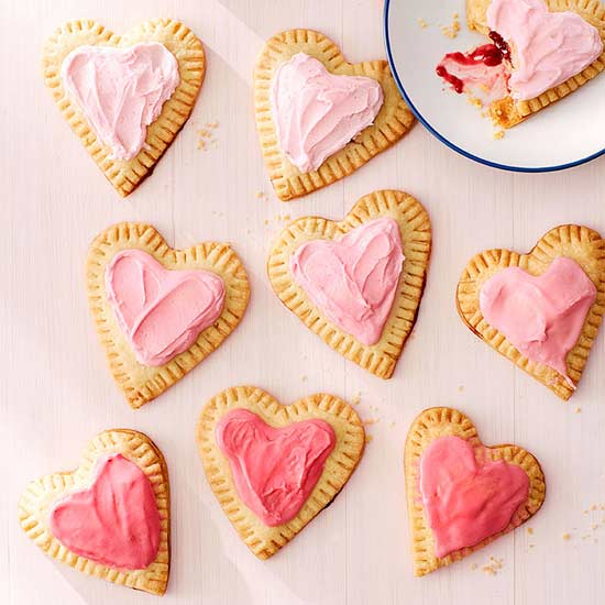 Sweetheart Tarts recipe image