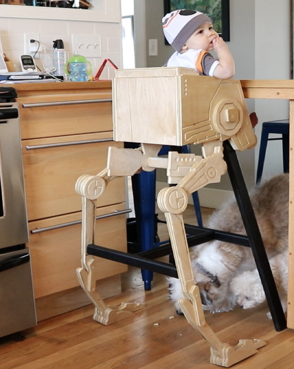 Star Wars High Chair