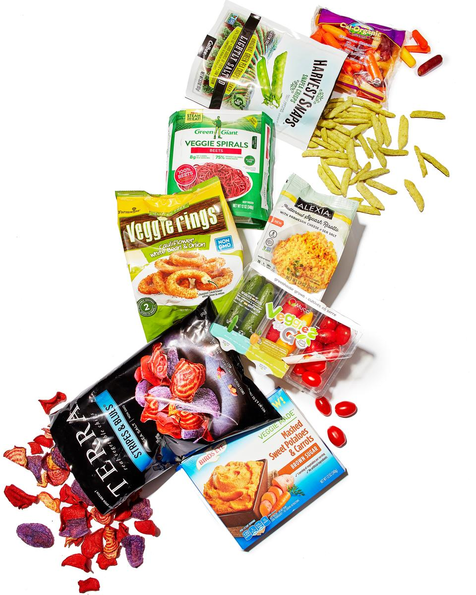 Packaged Food Finds Healthy